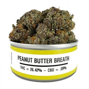 Peanut Butter Breath Cans