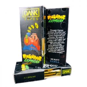 Pineapple Express carts
