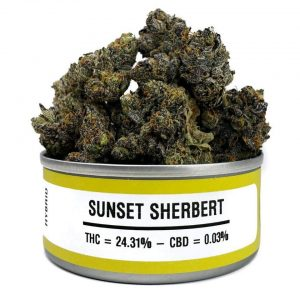 Sunset sherbet